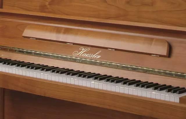 我与haessler海斯勒钢琴的故事