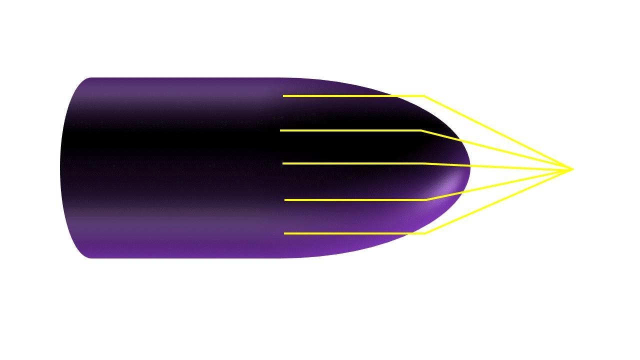光纤矢量 示意图