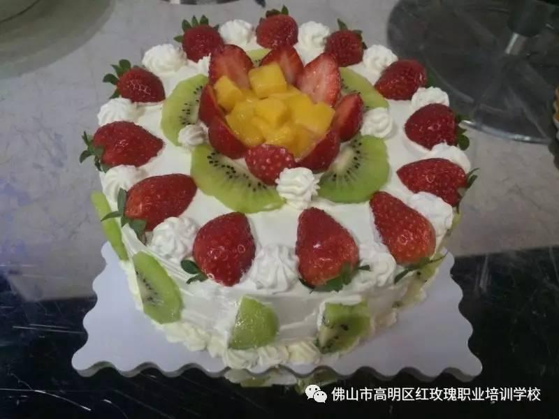 保證做出來的蛋糕 味道秒殺外面訂做的蛋糕 讓你從此愛上diy蛋糕 小滿圖片