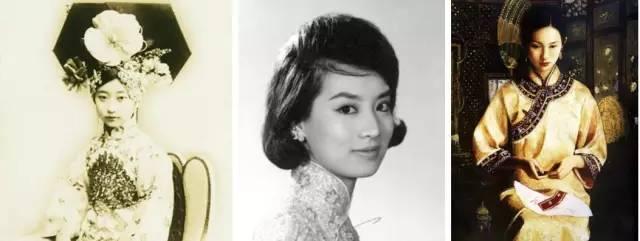 【文化故事】从清代到民国,中国女子的美,韵味十足