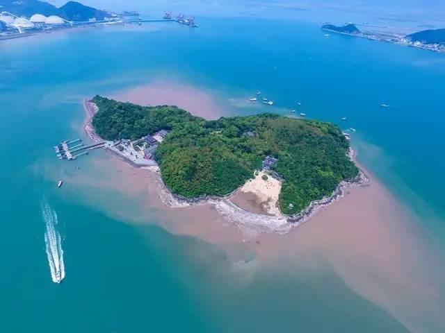 就是这——东方普吉岛,海上千岛湖