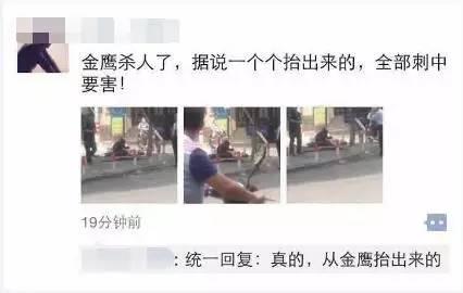 杀人了??-警方通报 淮北5.21金鹰伤人案最新情况图片 13618 426x270