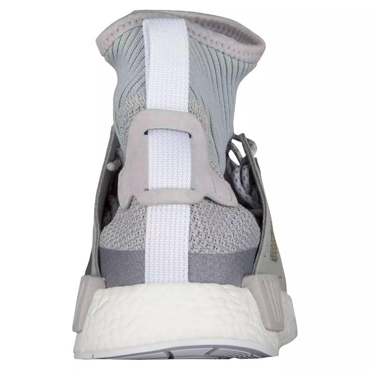 中筒袜套设计 adidas nmd xr1 秋冬款提前曝光