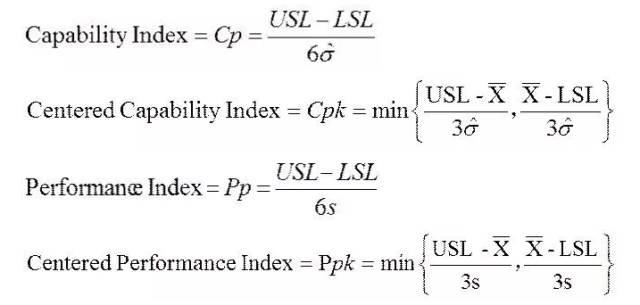 Cpk 計算