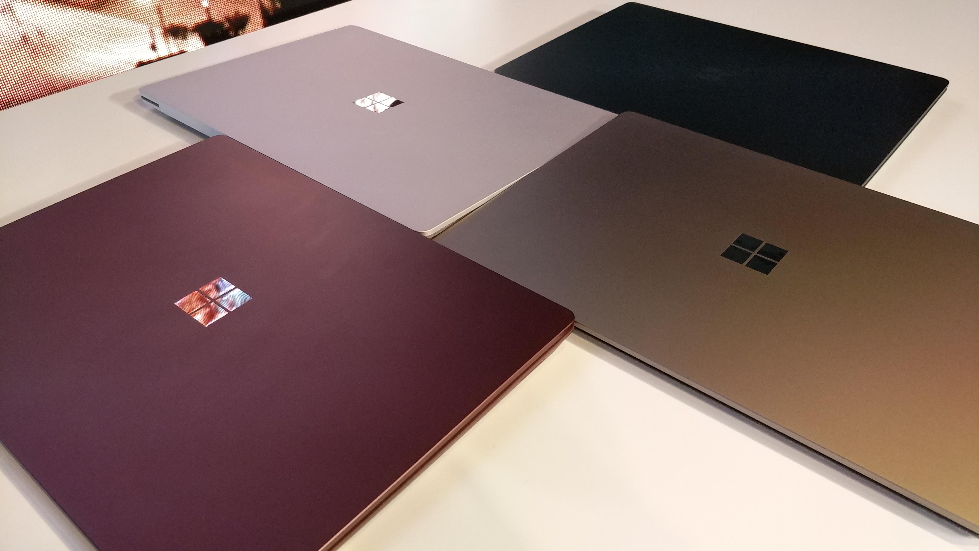 微软Laptop对比苹果新款MacBook,你会选择谁?的照片 - 3