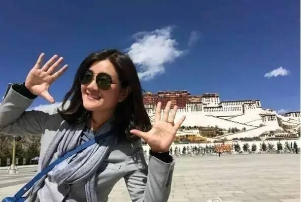 降央卓玛与老公丁珍曲扎-降央卓玛最美相册 含精选藏族歌曲