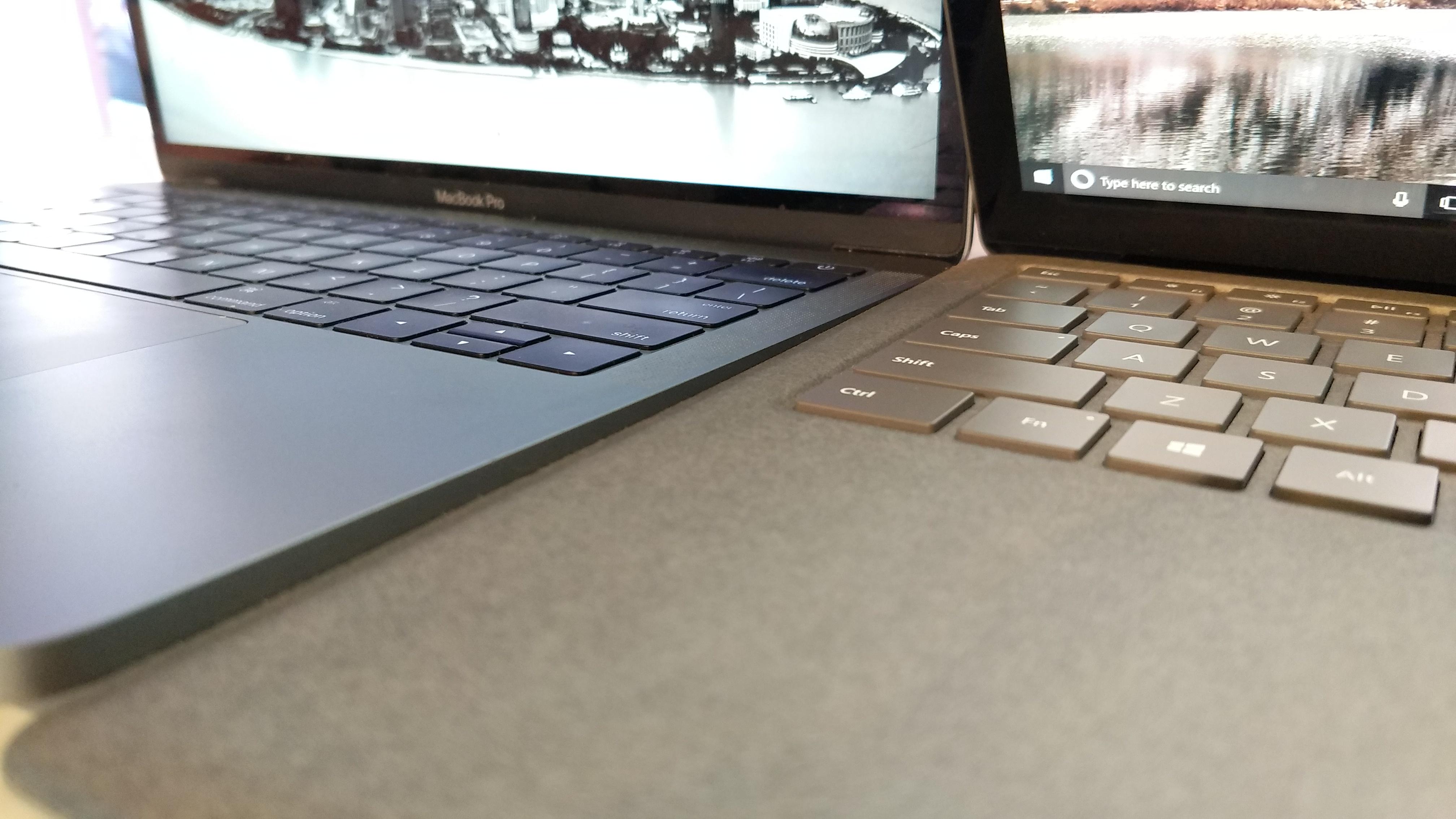 微软Laptop对比苹果新款MacBook,你会选择谁?的照片 - 15