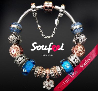 Soufeel索菲尔珠宝携手蔡康永与小S推出《吃吃的爱》电影设计款项
