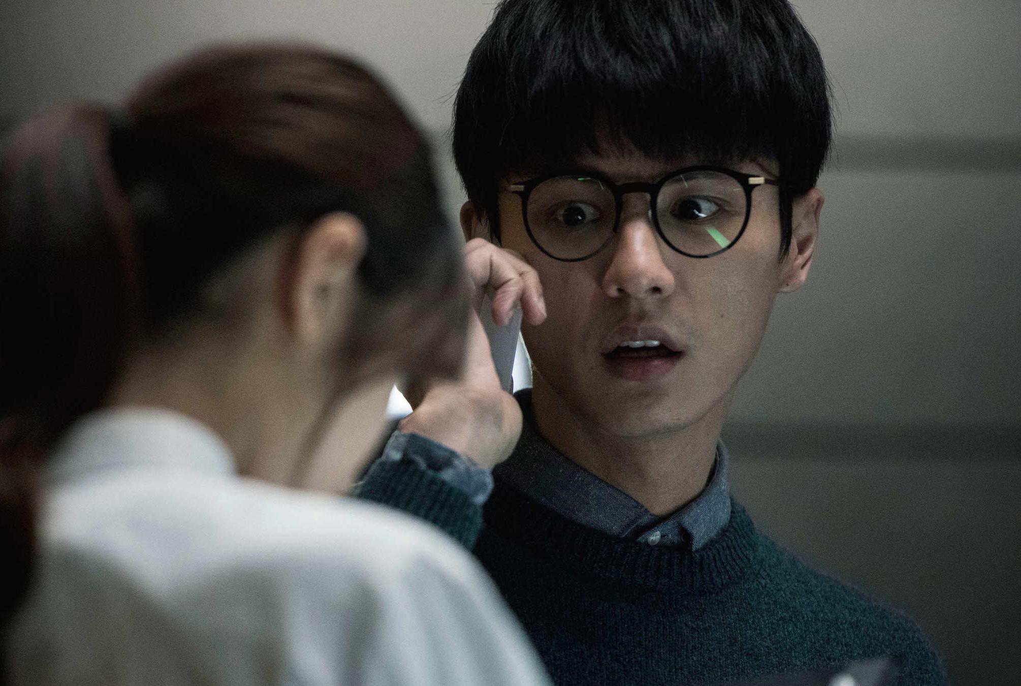 《逆时营救》发全新剧照 刘畅变身呆萌科技宅