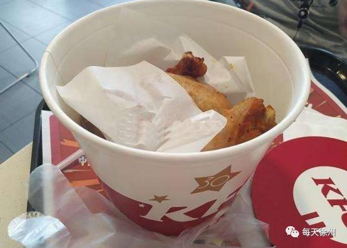 恶心 杭州一孕妇肯德基吃烤翅,吃了一半才发现上面有很多蛆虫