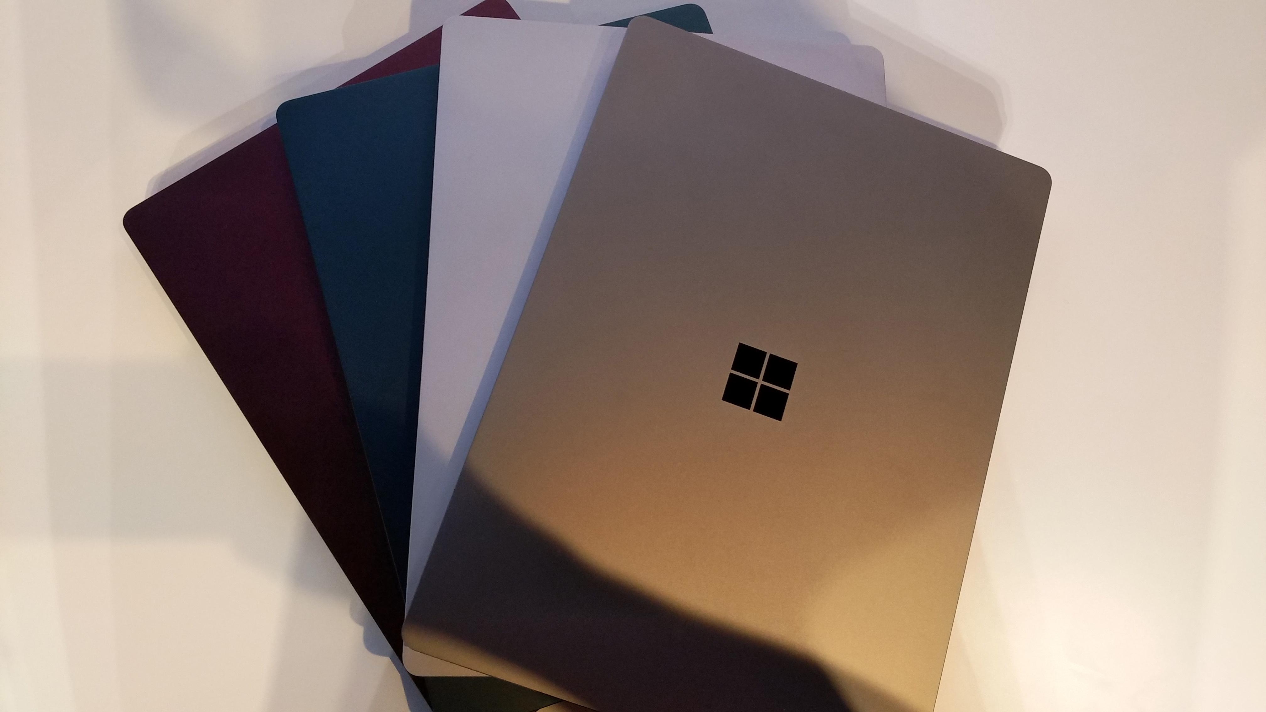 微软Laptop对比苹果新款MacBook,你会选择谁?的照片 - 2