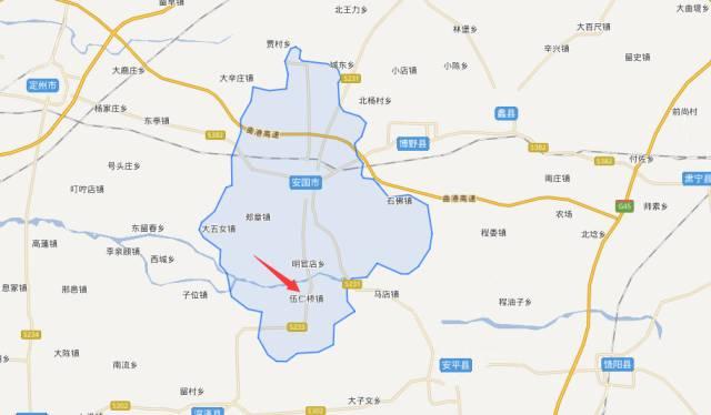 涞水县人口_涞水属于哪