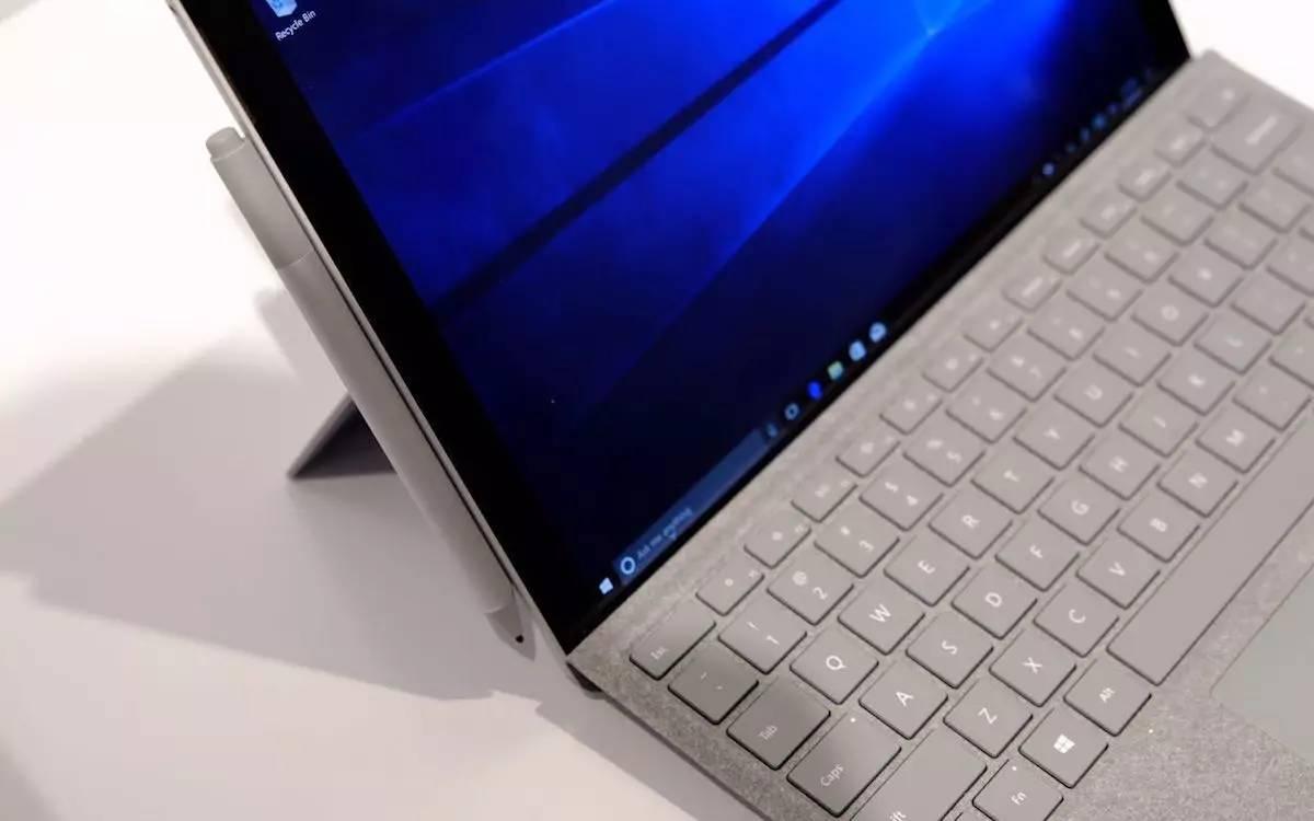 Microsoft Surface Pro 7 2合1平板电脑笔记本音质评估