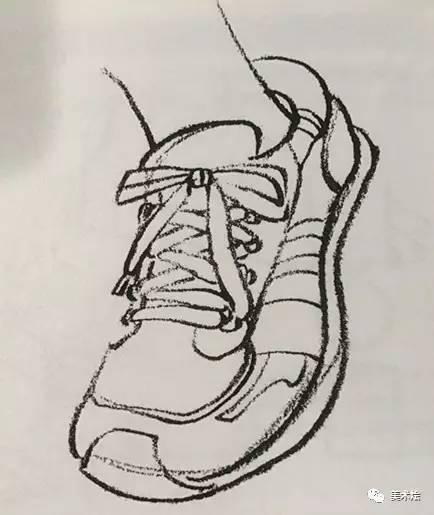 素描教程 脚部的画法