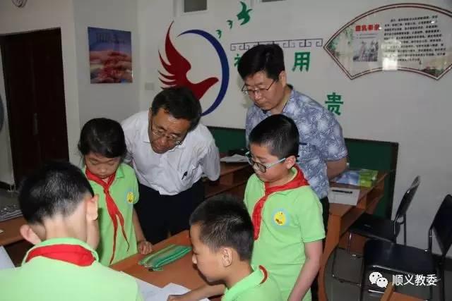 张镇中小是生本教育的基地校,一批名师从这里走出.