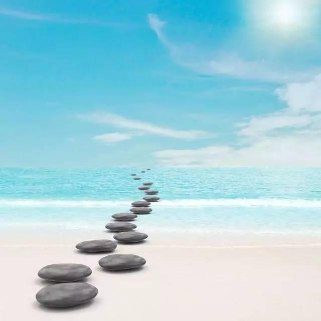哲理小故事 | 盐与大海