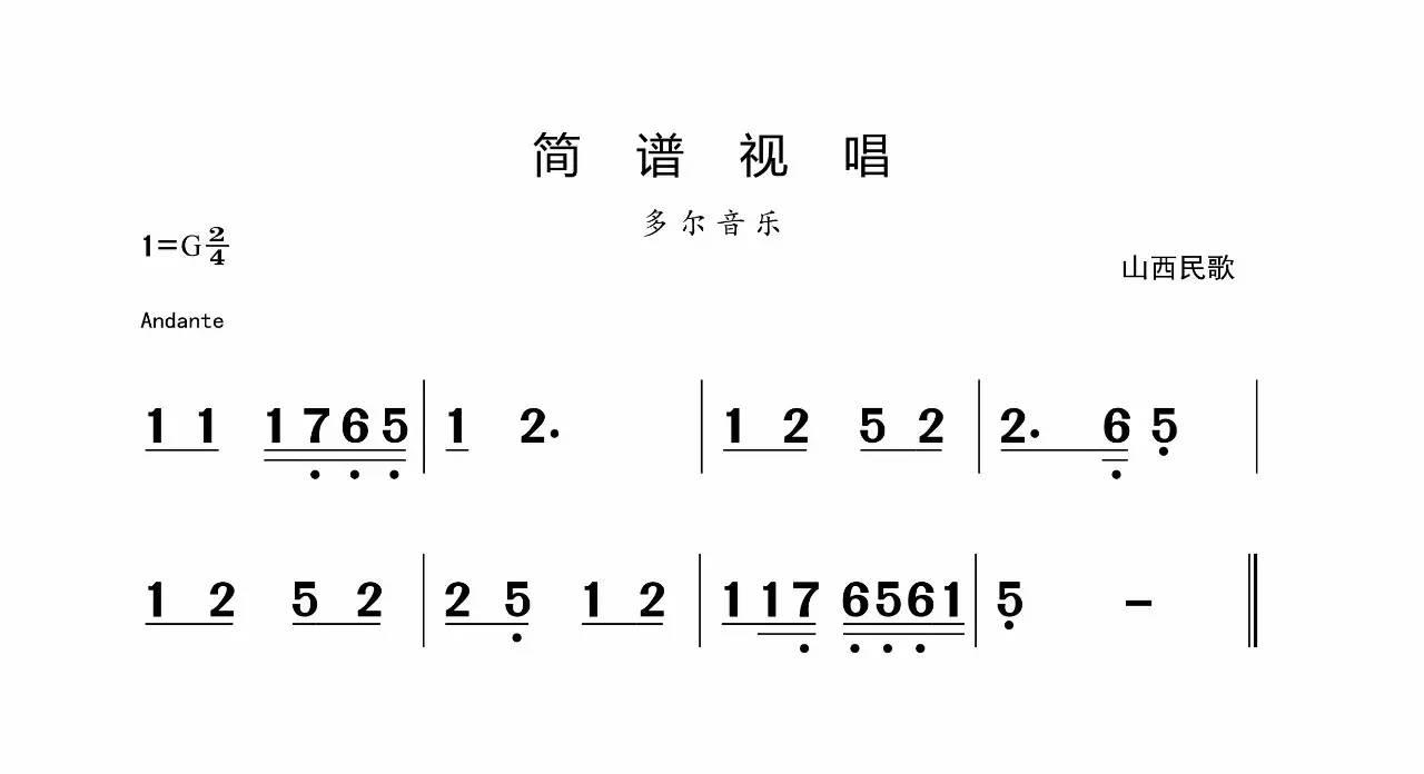 简谱视唱第1章033-附点二分音符-练习曲39(电脑弹奏,制作曲谱)视频图片