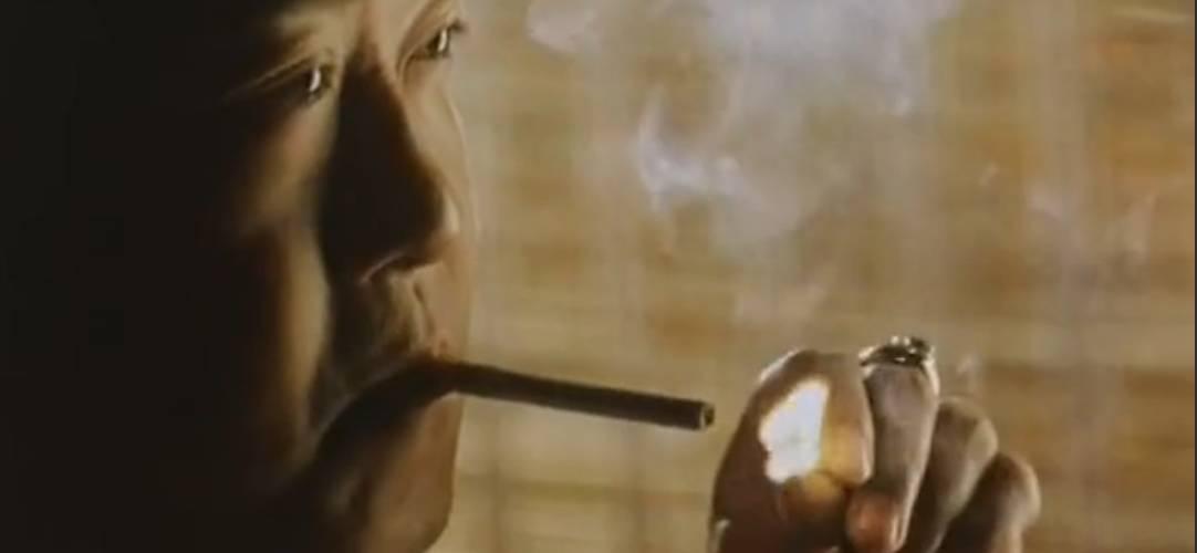 舒淇的性感,都燃在这半支烟里