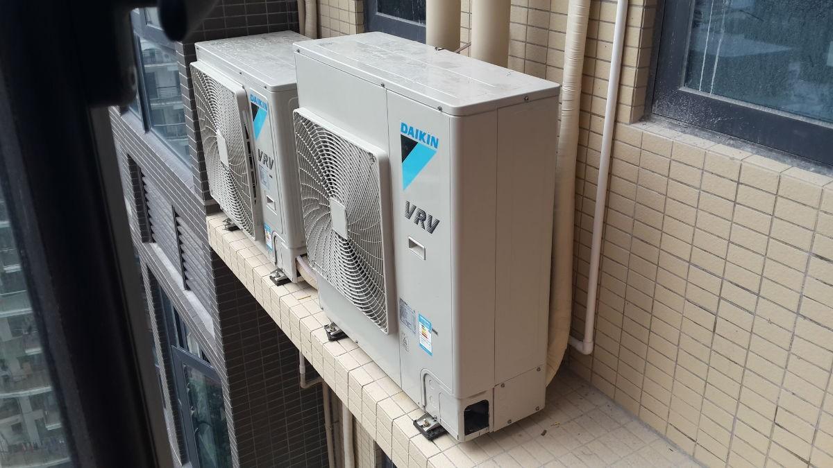 要给空调室外机留设备平台
