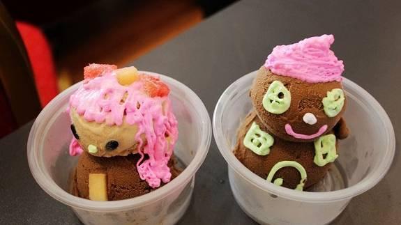 【万象小小美食家第二期】野人牧坊天然手作冰激凌diy