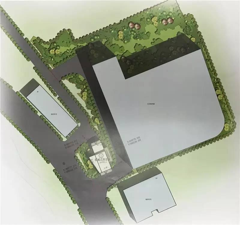 牛!万州首个22层自动立体机械式停车场就快建成,地点就在.