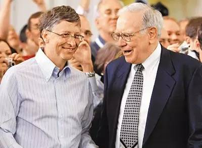 """要想变得富有,最好的方法是向富人学习"""""""