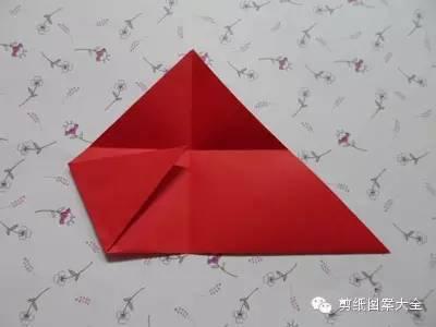 剪纸图案大全及方法 简单窗花剪纸步骤图