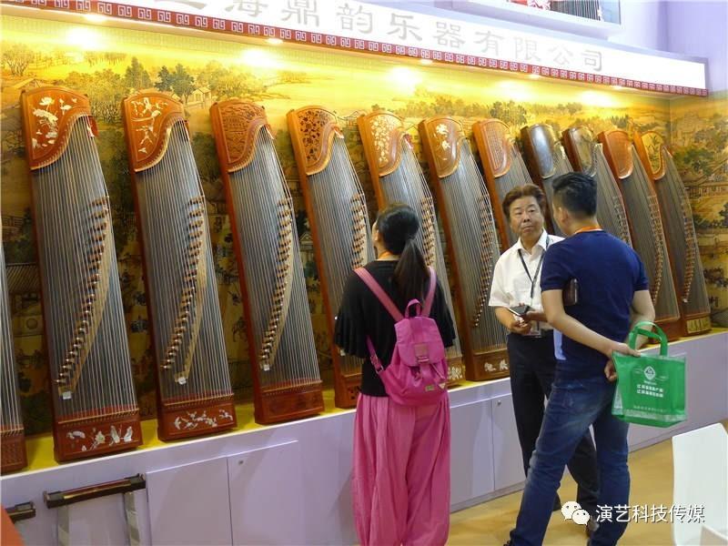 palm 2017北京乐器展盛大开幕
