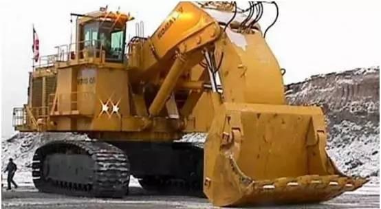 三斗一车的大挖机,你见过几个