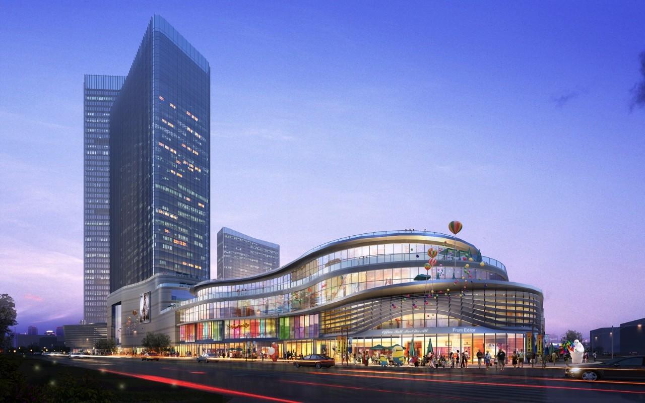 财经 正文  其中,入驻新力・时代广场的喜来登酒店是万豪国际集团旗下