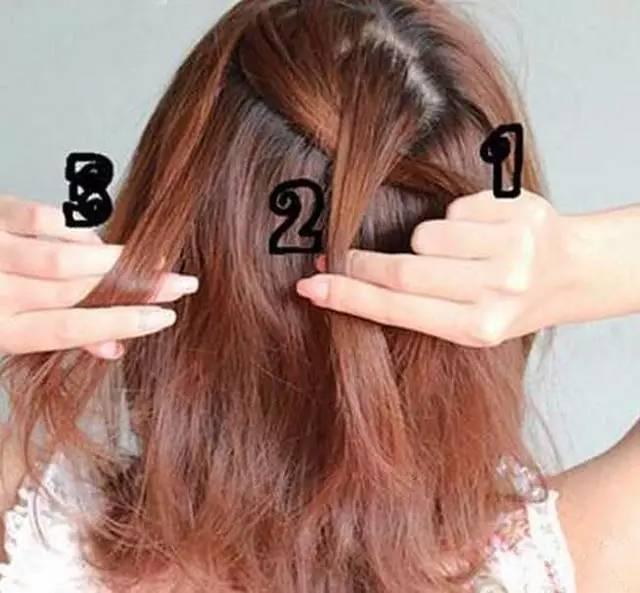 头发再长也不要剪,这样扎起来真的惊艳到我了!