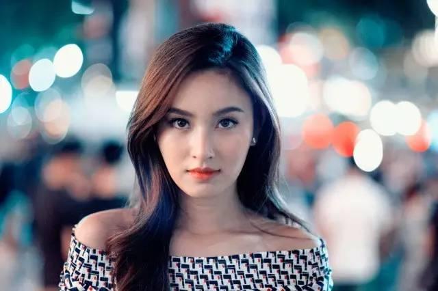 曼谷最美丽的面孔