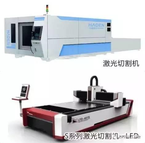激光切割机,数控冲床,液压机,剪板机,折弯机,卷板机等高端新品强势