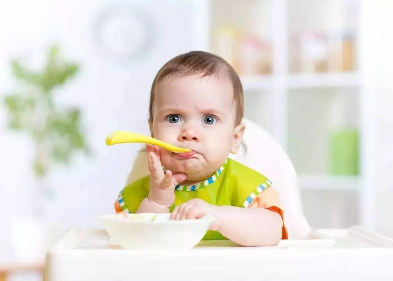 宝宝的辅食入门