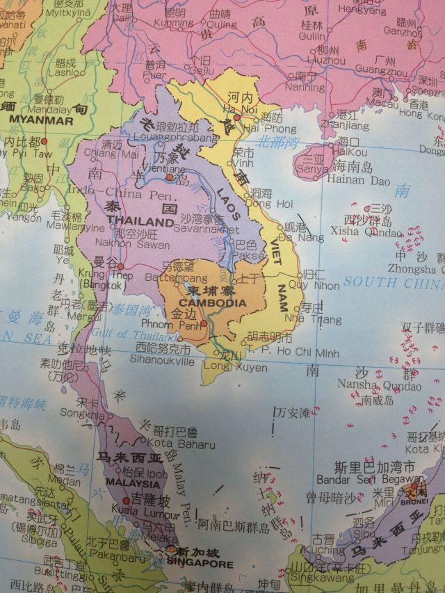 节假日游列国|亚洲篇--柬埔寨