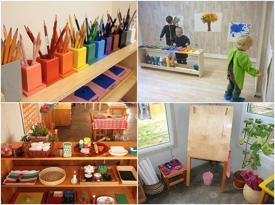 环境创设既要有无限的探索潜力,让孩子们自主发起学习活动,又能提供图片