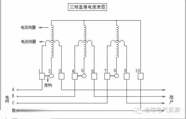 推荐|电气接线图与原理图大合集