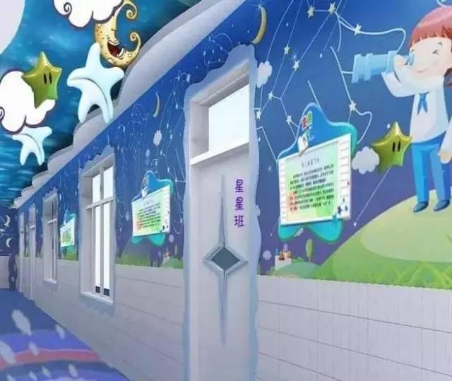 各样的动物 走廊色彩搭配,海洋王国 米老鼠 心心相印公告栏 城堡主题