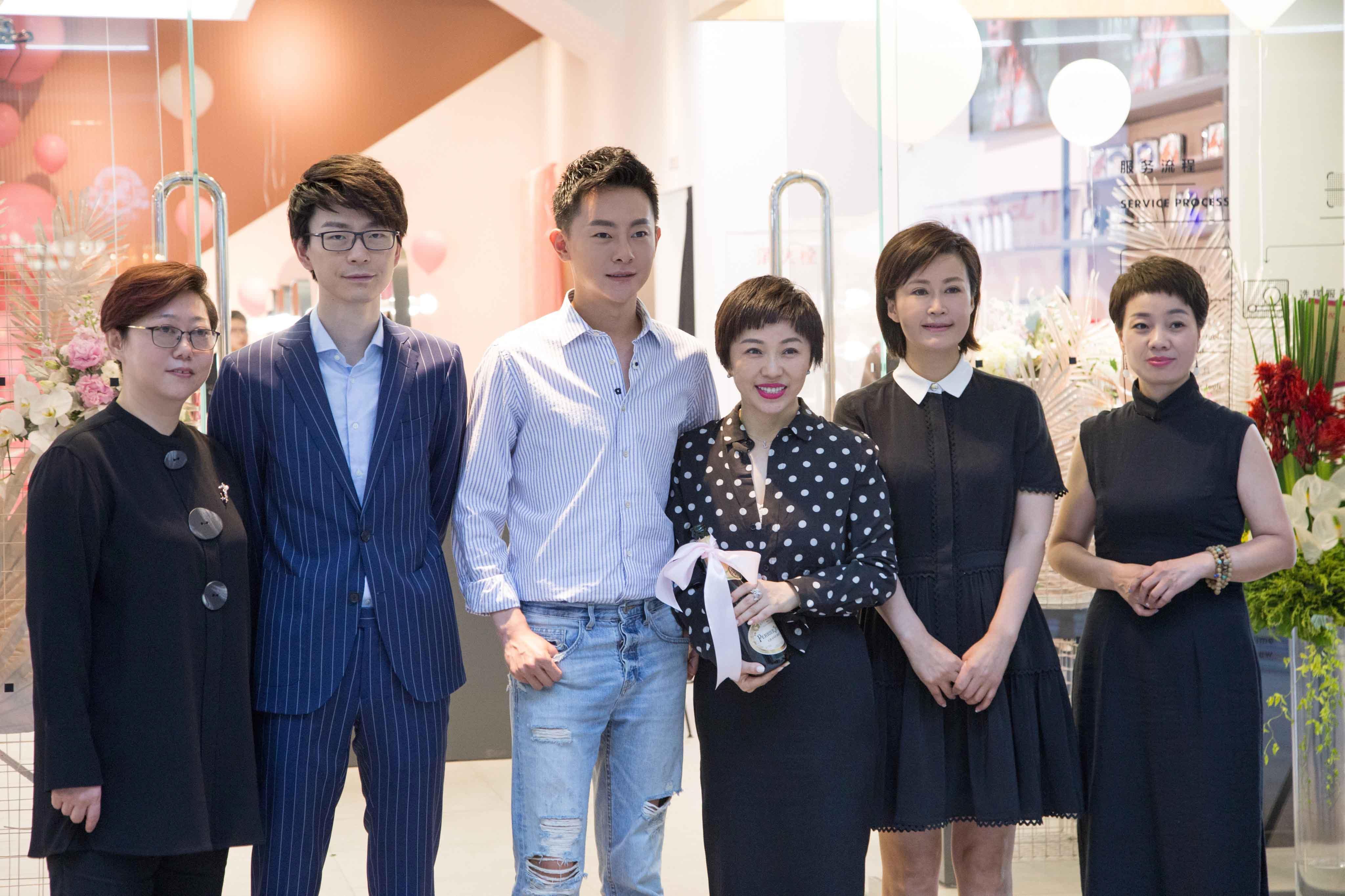 张皓然实力助阵岳晓琳诠释娱乐圈正能量姐弟情深