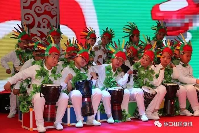 子弟小学举办 多彩校园 放飞梦想 校园艺术节图片