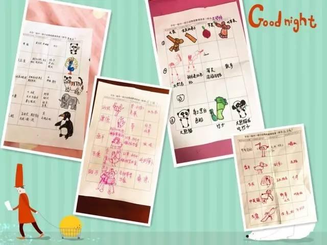 教育 正文  带着准备好的记录表,中一班的孩子们正式开启了动物园的