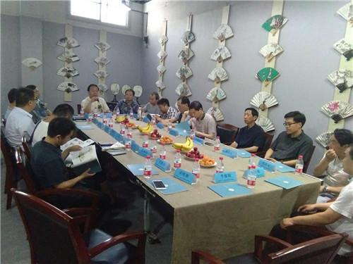 墨韵清风——中原中国画名家成扇邀请展在郑州开幕
