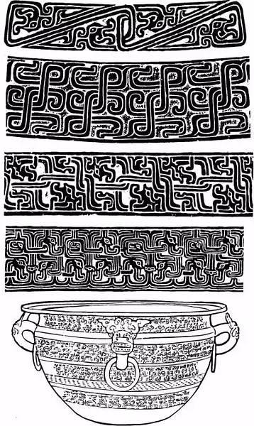青铜器纹饰大全