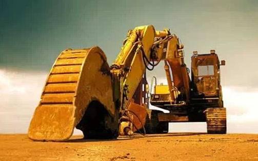 夏天了,挖掘机液压油油温高常见原因图片