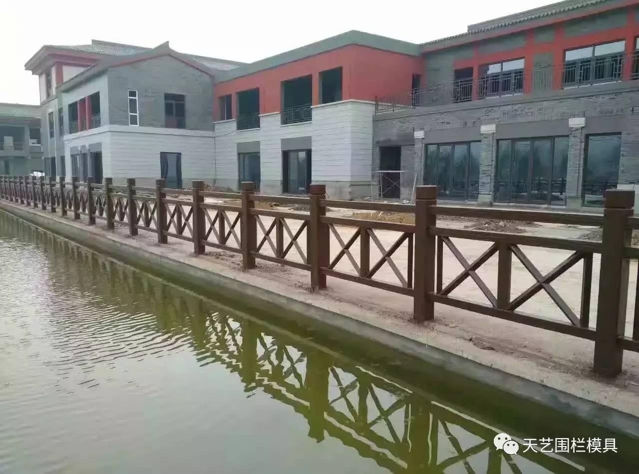 【仿木护栏价格】仿木护栏图片 - 中国供应商