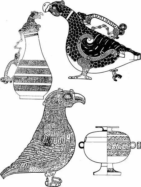 手绘羊纹样设计