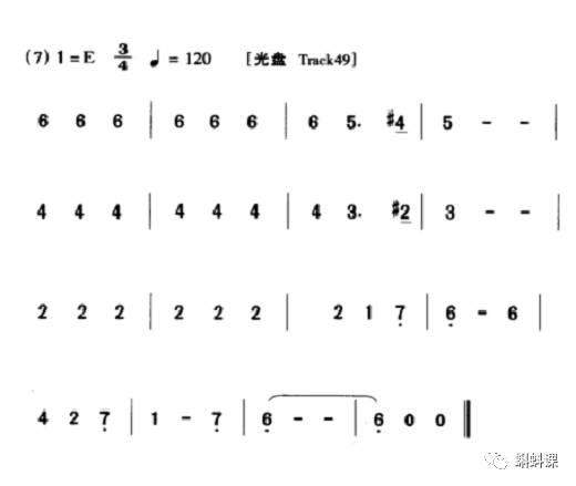 哈农第5条谱子-条五线谱视唱的曲谱+MP3的朋友,可以点击   阅读原文