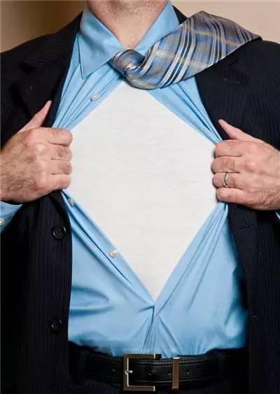金融绅士领带头像