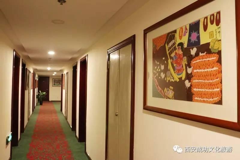 端午旅游住宿就选西安成功酒店!特惠预订电话029-87409234