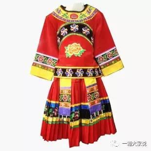 【每日一衣】傣族服饰——行走的文化
